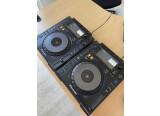 Pioneer CDJ 900 NEXUS (paire)