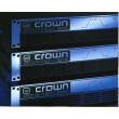 - Amplificateur professionnel Crown MT 2400, parfaitement fonctionnel, 2 * 500 /8, 2 * 750/4, 2 * 1050/2, 1 * 1300 /8, 1 * 2100