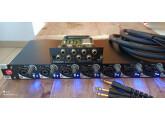 Vends Yamaha Ac card Model My8 Ad plus préampli sm pro audio avec  Multipaire 8 canaux jack symétrique