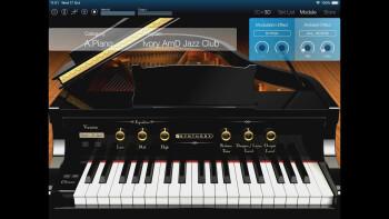 Pianos numériques : Korg Modul