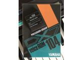 """Cartouche VRC-104 """"PERCUSSION GROUP"""" d'origine pour Yamaha DX7."""