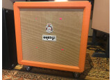 Baffle Orange PPC412 ( 4x12 ) + flight case