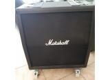 Marshall 4x12 pan coupé finition carbone Upgradé