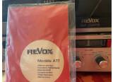 Vends magnétophone de marque REVOX modèle A77