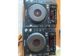 Paire Pioneer CDj-850