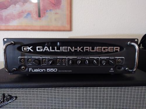 Gallien Krueger Fusion 550 (43993)