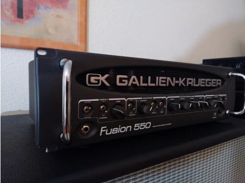 Gallien Krueger Fusion 550 (93815)