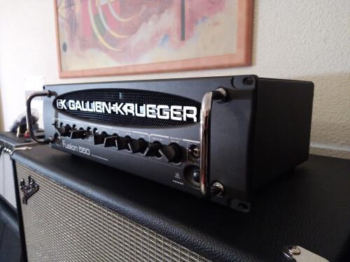 Gallien Krueger Fusion 550 (30650)