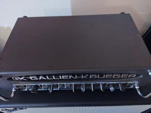 Gallien Krueger Fusion 550 (35616)