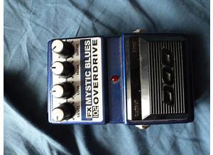 DOD FX102 Mystic Blues Overdrive