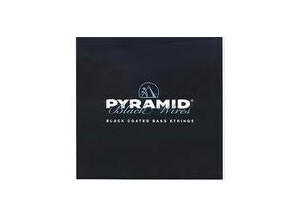 Pyramid Strings Black Wires