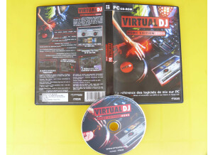 Atomix Productions Virtual DJ Home Edition 2006 (7718)