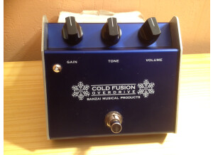 Banzai Cold Fusion Overdrive (80514)
