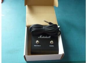 Marshall MG Footcontroller