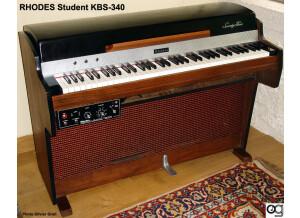 Rhodes Student KBS-340