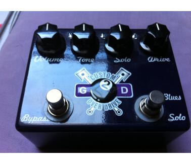 G2D Custom Overdrive