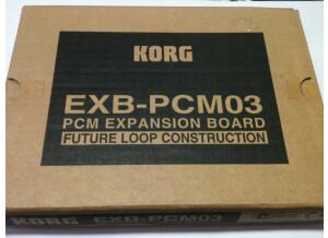 Korg Exb - Pcm03