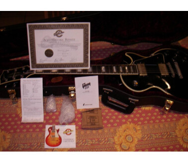 Gibson custom shop-historic custom 68 aged by murphy