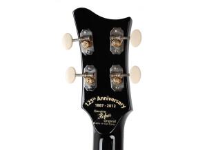 Hofner Guitars Black Limited Edition Violin Bass