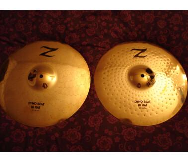 "Zildjian Z Dyno Beat Hi-Hat 13"""