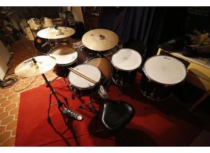 "Ludwig Drums Centennial Black Sparkle 24 """