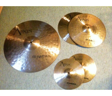 Meinl Amun Medium Crash 16""