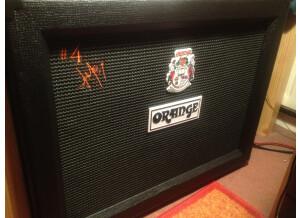 Orange 4#PPC212 Jim Root Signature