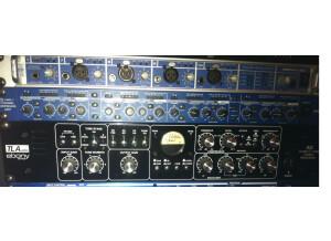 TL Audio [Ebony Series] A2 Discrete Class A and Tube Stereo Processor