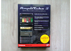 IK Multimedia Amplitube 2