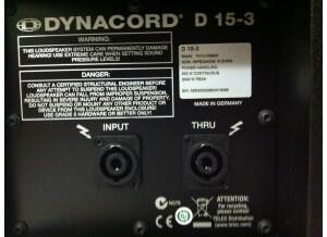 Dynacord D 15-3
