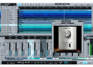 Studio One 2 with Softube Saturation Knob