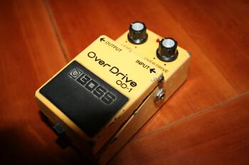 Boss OD-1 OverDrive : Boss OD-1 OverDrive