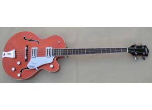 Gretsch Gretsch G6119BO Broadkaster Bass orange