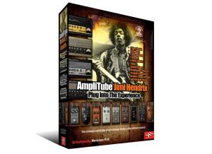 IK Multimedia Amplitube Jimi Hendrix Edition