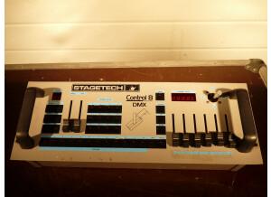StageTech DMX control 8