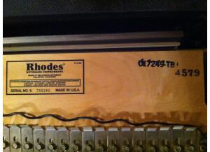 Rhodes Mark II Suitcase 73 (53643)