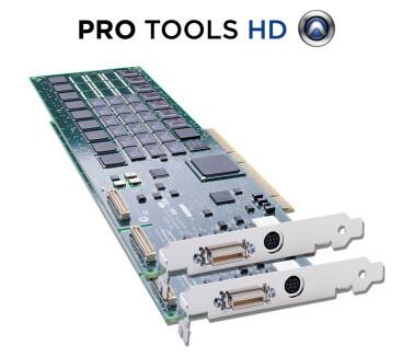 Avid Pro Tools HD2