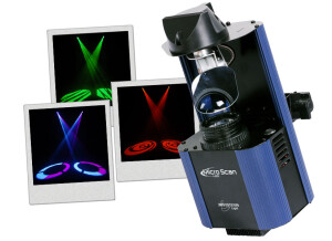 JB Systems Micro Scan LED