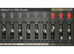 Native Instruments Abbey Road 60s Drums