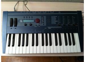 Waldorf Micro Q Keyboard Omega