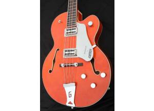 Gretsch G6119B Broadkaster Bass - Orange (39418)