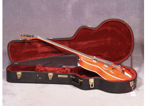 Gretsch G6119B Broadkaster Bass - Orange (46430)