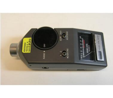 Uni-Sync Sound Level Meter
