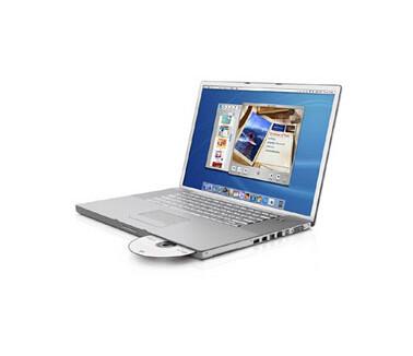"""Apple PowerBook G4 1.33 GHz - 17"""" TFT"""