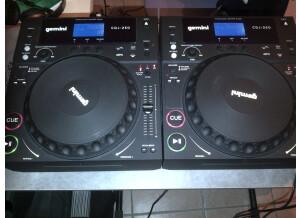 Gemini DJ CDJ-250
