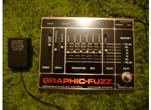 Electro-Harmonix Graphic Fuzz (46205)