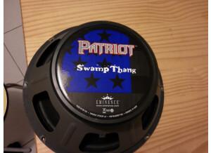 Eminence Patriot Swamp Thang
