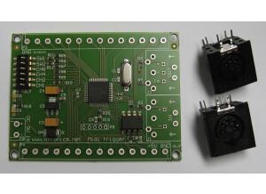 Dtronics Midi to Trigger interface V4