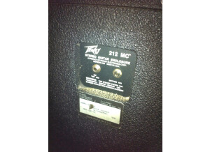 Peavey 212MC Cabinet (57620)