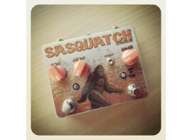 Tortuga Effects Sasquatch Germanium